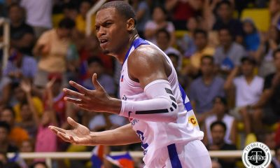 Tiebreaker Times Yeng Guiao looking for other options as naturalized player, including Justin Brownlee 2019 FIBA World Cup Qualifiers Basketball Gilas Pilipinas News  Yeng Guiao Justin Brownlee Gilas Elite 2019 FIBA World Cup Qualifiers