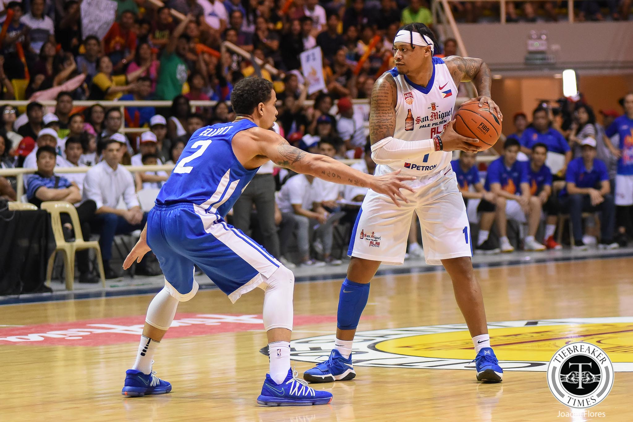 Tiebreaker Times Ray Parks Jr. plans to settle father's unfinished business in ABL ABL Alab Pilipinas Basketball News  Bobby Ray Parks Jr. 2017-18 ABL Season