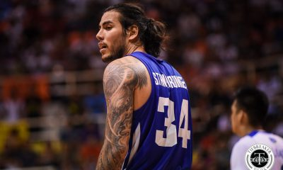 Philippine Sports News - Tiebreaker Times Downcast Christian Standhardinger keeps mum about San Miguel future ABL Basketball News PBA  San Miguel Beermen Hong Kong Eastern Long Lions Christian Standhardinger 2018 PBA Commissioners Cup 2017-18 ABL Season
