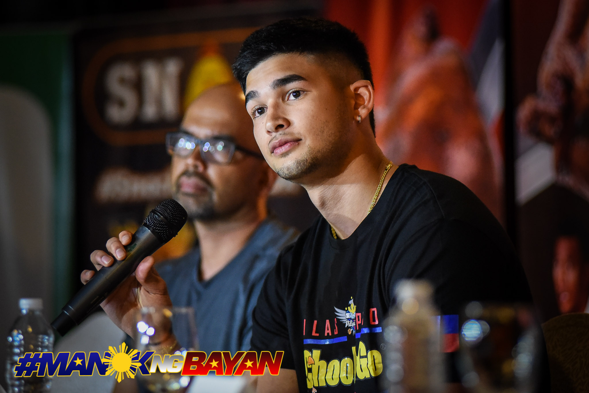 Chooks-to-Go homecoming – Kobe Paras x Benjie Paras