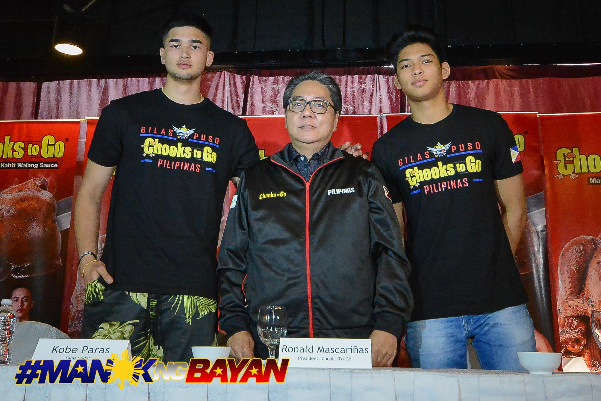 Tiebreaker Times Gilas Cadets for Asian Games? Chooks-to-Go prexy believes so Basketball Gilas Pilipinas News  Ronald Mascarinas Ricci Rivero Kobe Paras 2018 Asian Games-Basketball