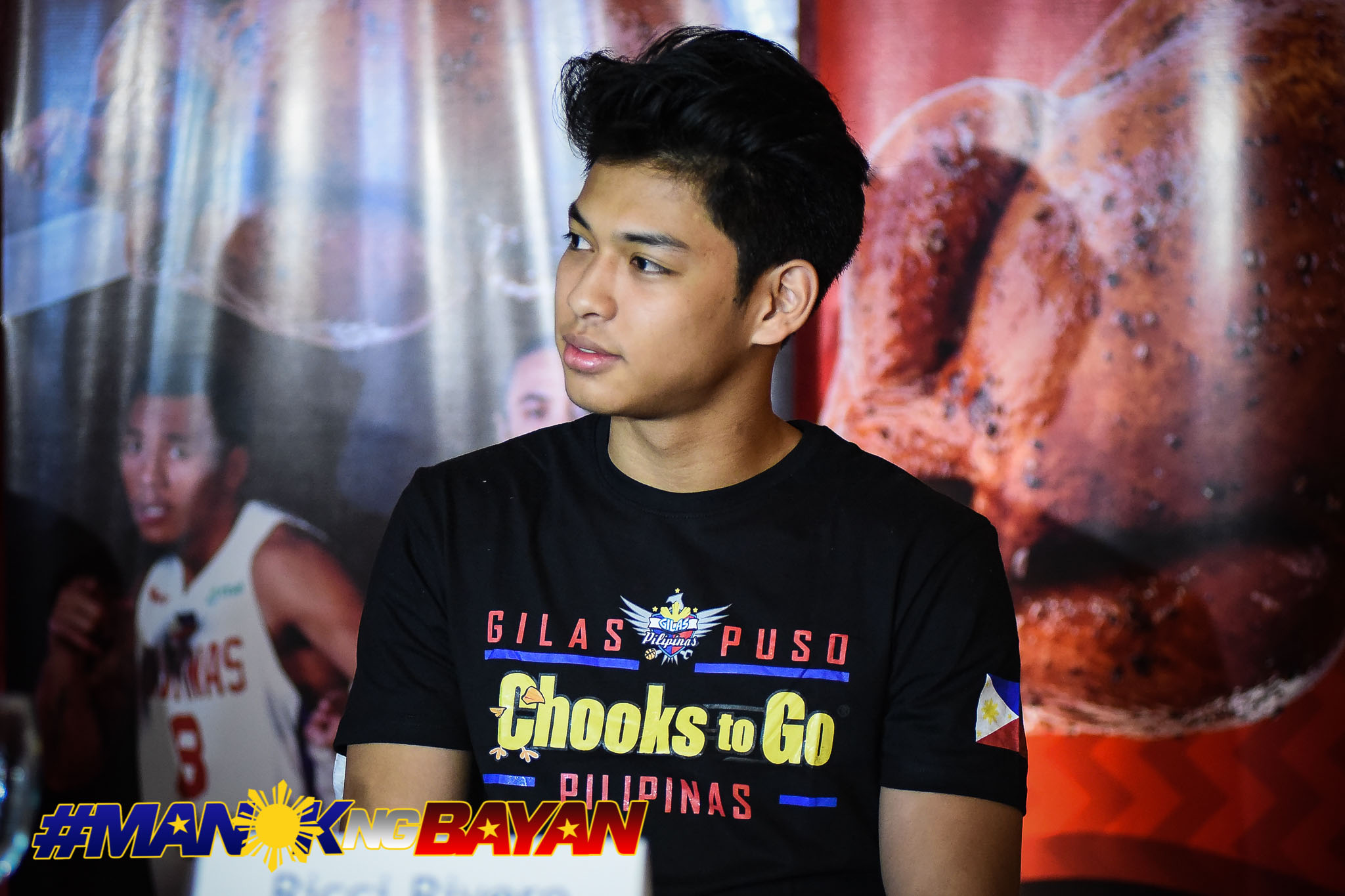 Tiebreaker Times Ricci Rivero still uncertain about collegiate career Basketball Gilas Pilipinas News  Ricci Rivero Gilas Cadets