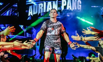 Tiebreaker Times Adrian Pang all praises for Team Lakay fighters Mixed Martial Arts News ONE Championship  ONE: Heroes of Honor Adrian Pang