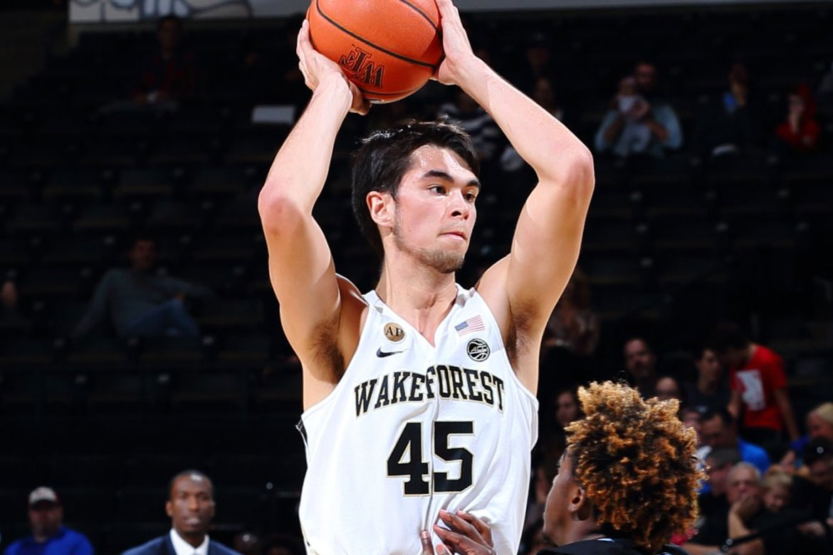 Tiebreaker Times 23 for 2023 cadet Troy Rike to arrive in May Basketball Gilas Pilipinas News  Troy Rike Gilas Cadets Chot Reyes 2023 FIBA World Cup