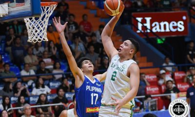 Tiebreaker Times La Salle drops to 3rd after loss to Russia-select Basketball DLSU News  Taane Samuel Louie Gonzalez Kib Montalbo Aljun Melecio 2018 Asia-Pacific Basketball Challenge