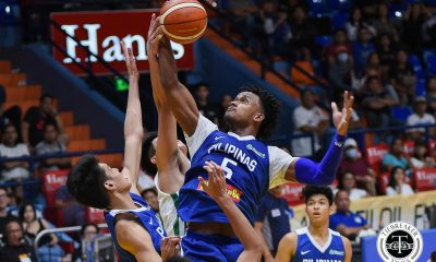 Tiebreaker Times Now a Gilas vet, Abu Tratter excited for cadets 2021 FIBA Asia Cup Basketball Gilas Pilipinas News  Gilas Pilipinas Men Abu Tratter 2021 FIBA Asia Cup Qualifiers