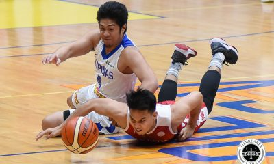 Tiebreaker Times San Beda embarrasses Gilas Cadets with wire-to-wire triumph Basketball Gilas Pilipinas News SBC  San Beda Seniors Basketball Josh Reyes Jeramer Cabanag James Canlas J-Jay Alejandro Gilas Cadets Donald Tankoua Carl Tamayo Boyet Fernandez 2018 Filoil Premier Cup