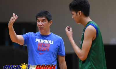 Philippine Sports News - Tiebreaker Times Carl Tamayo joins Gilas Cadets practice Basketball Gilas Pilipinas News  Will Gozum Vince Tolentino Ricci Rivero Prince Rivero Paul Desiderio Kenneth Tuffin Juan Gomez De Liano Jong Uichico Javee Mocon J-Jay Alejandro Carl Tamayo Arvin Tolentino 2018 Filoil Premier Cup