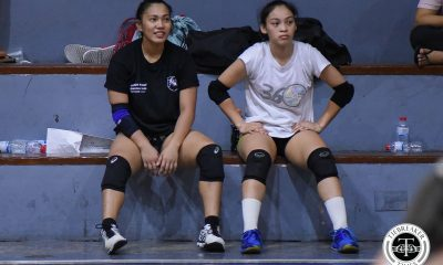 Philippine Sports News - Tiebreaker Times Rod Roque accompanies 'nervous' Kath Arado to tryout News Volleyball  Rod Roque Kath Arado 2018 AVC Cup for Women 2018 Asian Games-Volleyball