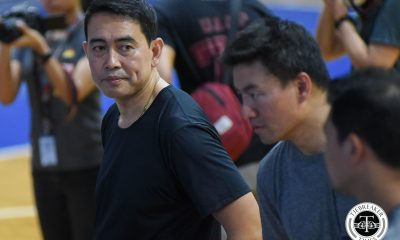 Philippine Sports News - Tiebreaker Times Ramil De Jesus happy with turnout in two National Team tryouts News Volleyball  Ramil De Jesus 2018 AVC Cup for Women 2018 Asian Games-Volleyball