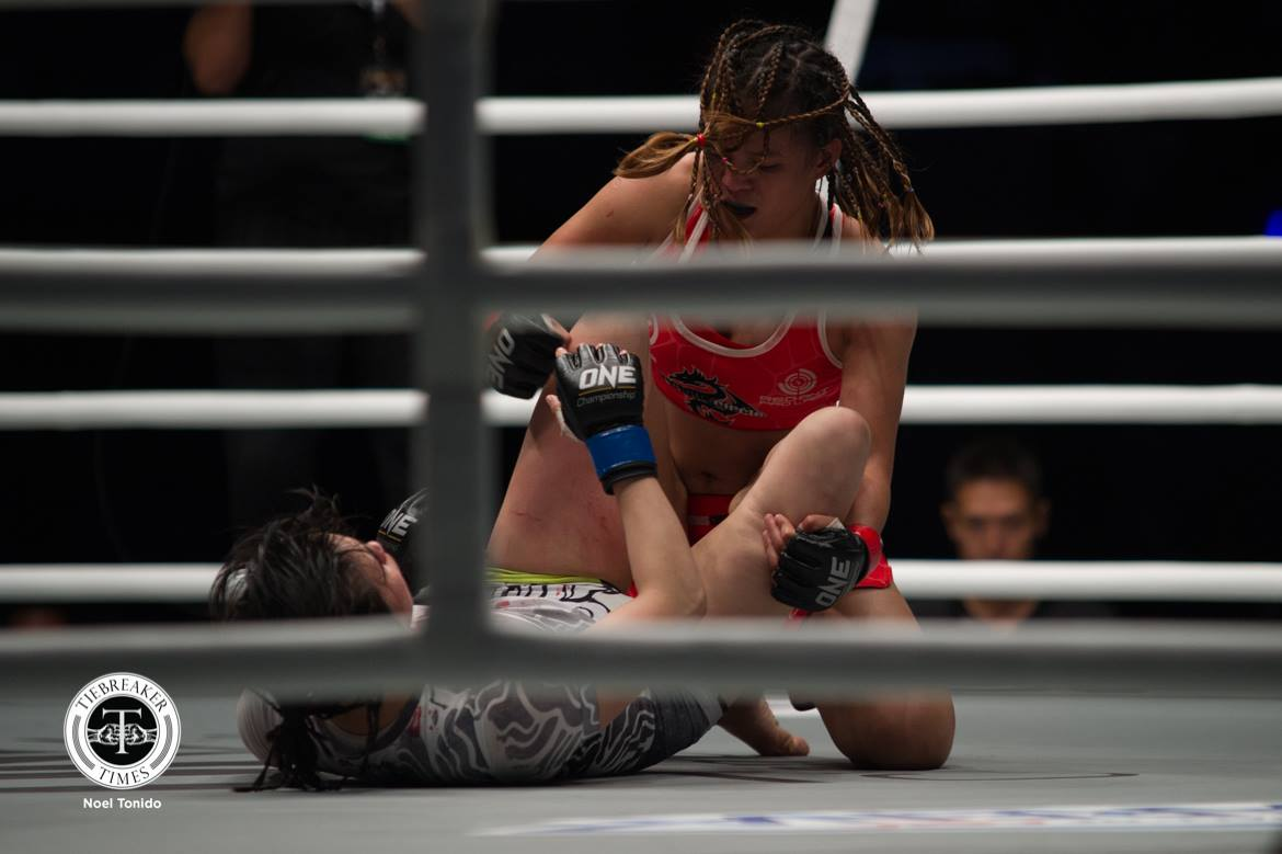 ONE Heroes of Honor – Gina Iniong def Jenny Huang