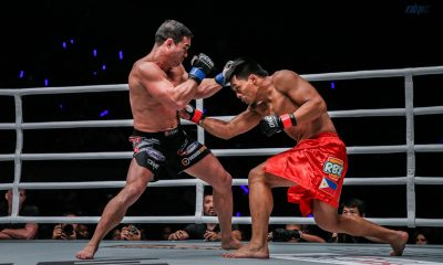 Tiebreaker Times Even after five straight wins, Honorio Banario willing to wait: 'Kelangan kumpletos rekados para masarap' Mixed Martial Arts News ONE Championship  Team Lakay ONE: Heroes of Honor Honorio Banario