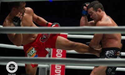 Tiebreaker Times Honorio Banario frustrates Adrian Pang, stays unbeaten at lightweight Mixed Martial Arts News ONE Championship  ONE: Heroes of Honor Masakazu Imanari Marat Gafurov Kaji Ebin Honorio Banario Emilio Urrutia Dae Hwan Kim Akihiro Fujisawa Adrian Pang