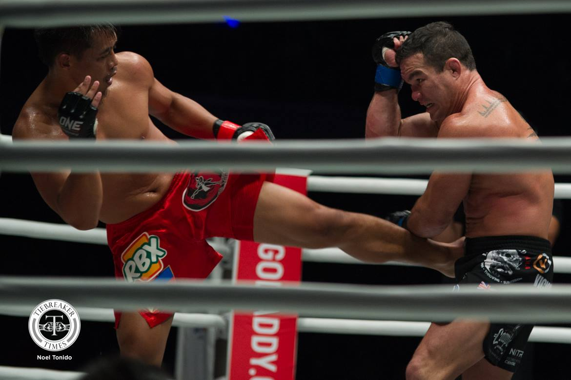 ONE Heroes of Honor – Honorio Banario def Adrian Pang