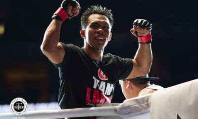 Tiebreaker Times Kevin Belingon calls on OFW crowd to support him in Singapore Mixed Martial Arts News ONE Championship  Team Lakay ONE: Heart of a Lion Kevin Belingon