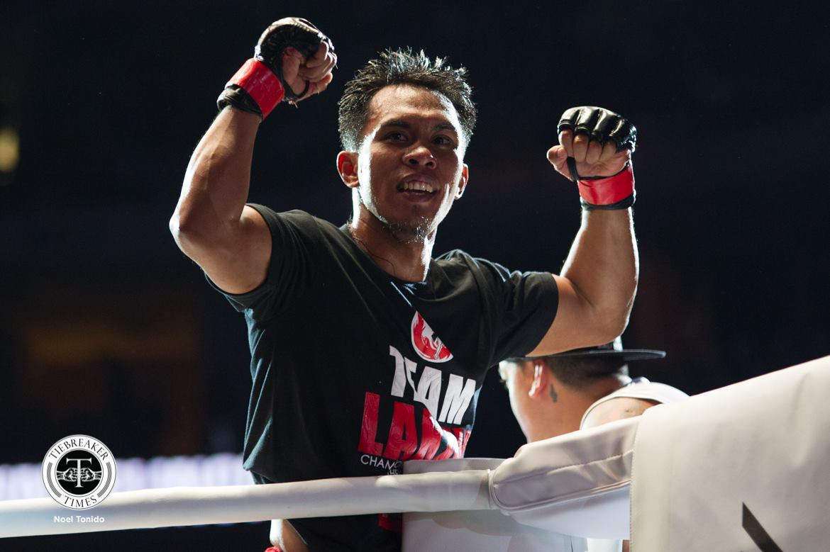 ONE Heroes of Honor – Kevin Belingon def Andrew Leone