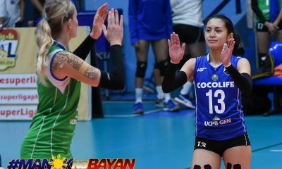 Tiebreaker Times Denden Lazaro excited to join champion team Petron News PSL Volleyball  Petron Blaze Spikers Denden Lazaro 2019 PSL Season