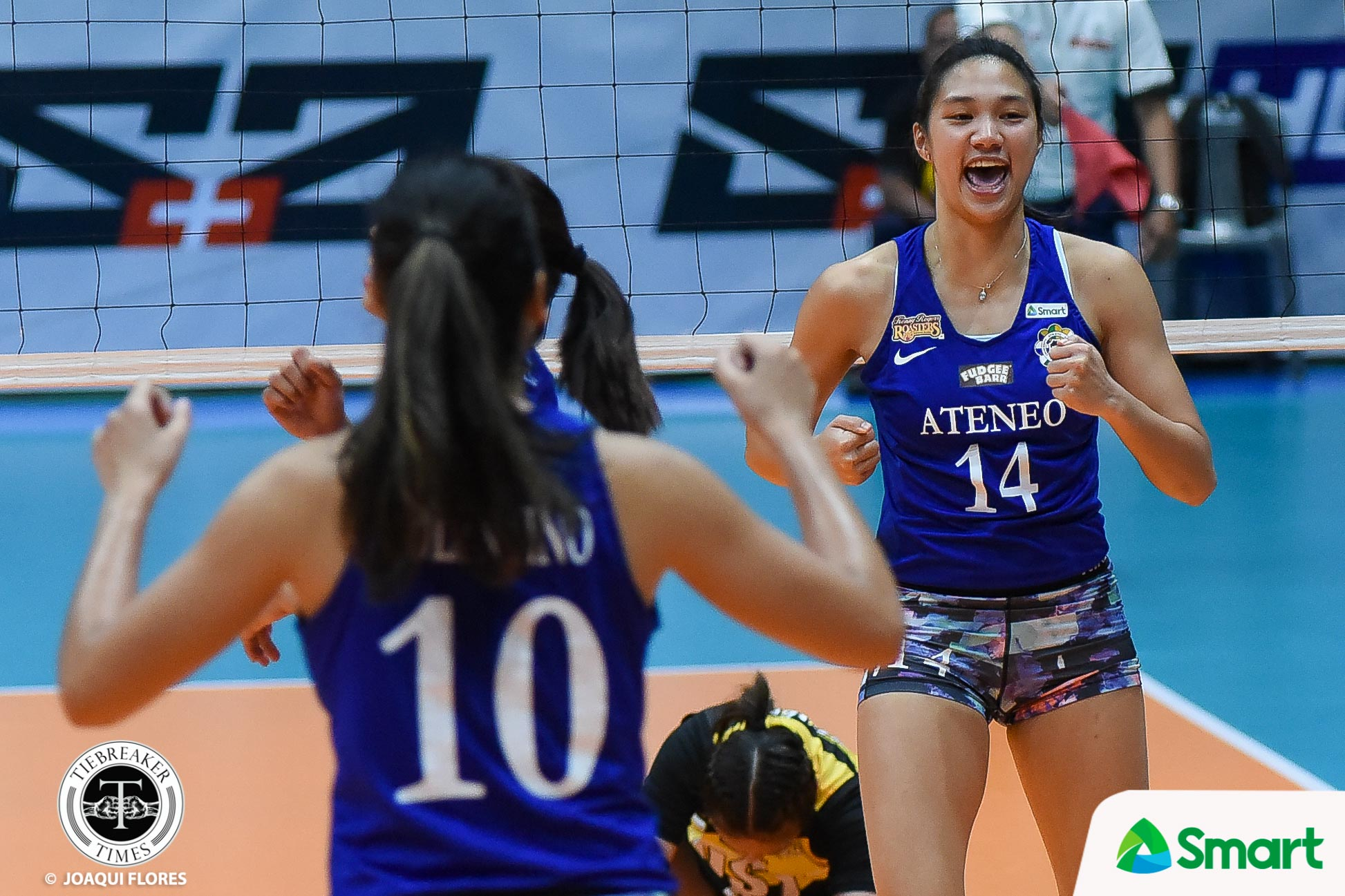 Tiebreaker Times Ateneo official says it was players decision not to attend National Team tryout ADMU News UAAP Volleyball  UAAP Season 80 Women's Volleyball UAAP Season 80 Sherwin Malonzo Maddie Madayag Kat Tolentino Bea De Leon Ateneo Women's Volleyball 2018 Asian Games-Volleyball