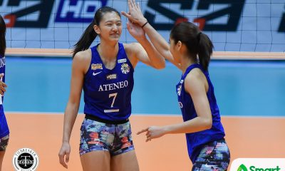 Philippine Sports News - Tiebreaker Times Most UAAP student-athletes uncertain for National Team tryout ADMU News NU PVL UAAP UP UST Volleyball  UST Women's Volleyball UP Women's Volleyball UAAP Season 80 Women's Volleyball UAAP Season 80 Tots Carlos Sherwin Malonzo NU Women's Volleyball Maddie Madayag Kat Tolentino Jia Morado Jaja Santiago Isa Molde Creamline Cool Smashers Cherry Rondina Ateneo Women's Volleyball 2018 PVL Season 2018 PVL Reinforced Conference