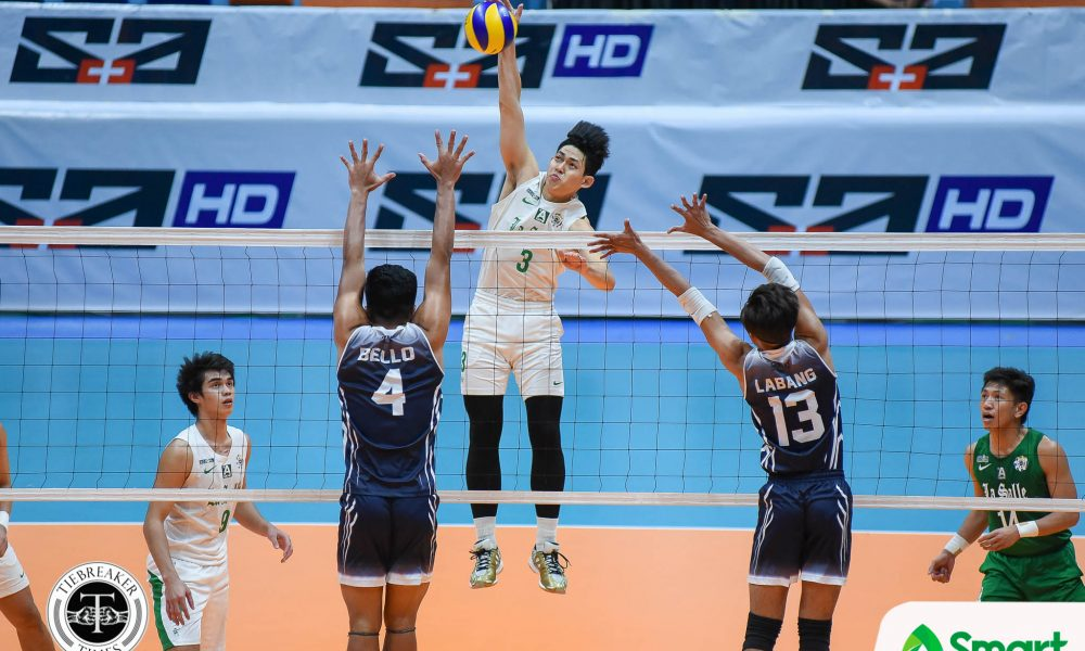UAAP 80 Volleyball ADU vs. DLSU – Woo-1356