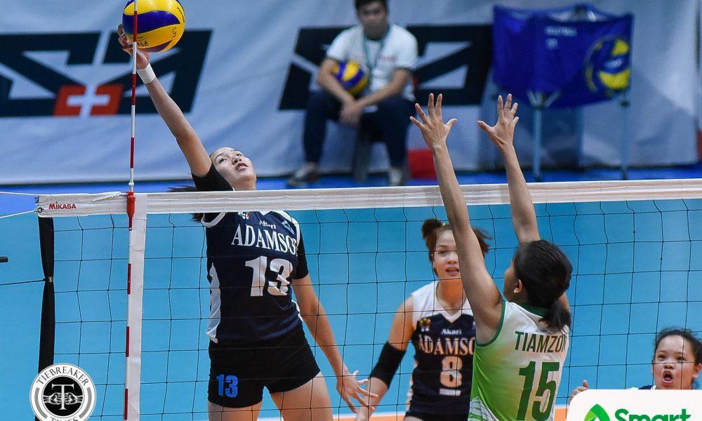 UAAP 80 Volleyball DLSU vs. ADU – Soyud-4720