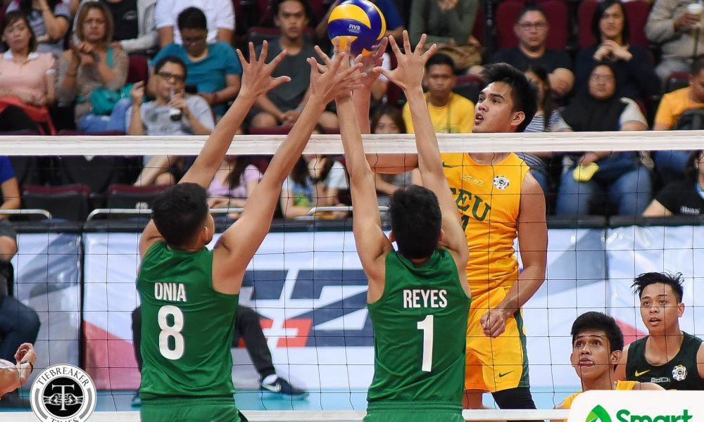 UAAP 80 Volleyball FEU vs. DLSU – Bautista-5393