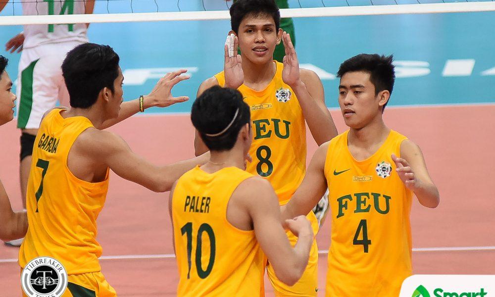 UAAP 80 Volleyball FEU vs. DLSU – Bugaoan-5497