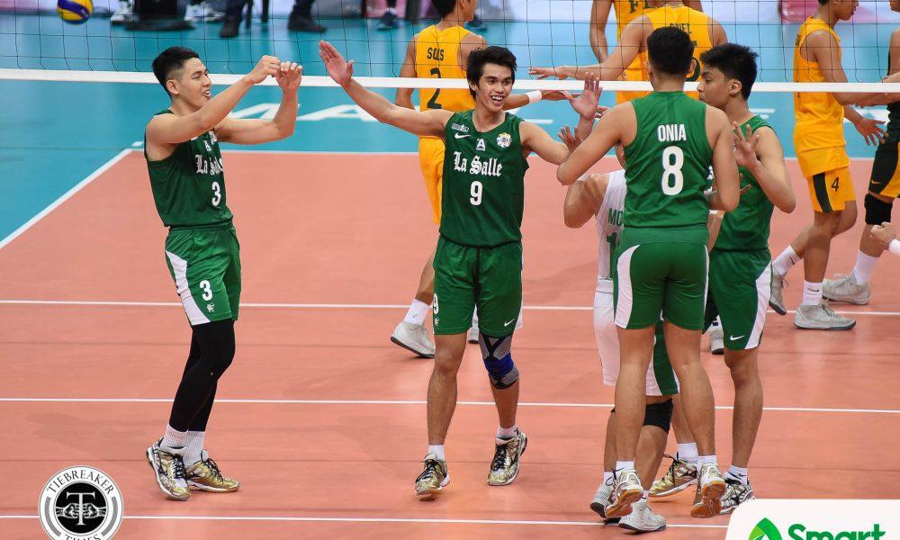 UAAP 80 Volleyball FEU vs. DLSU – Marco-5422