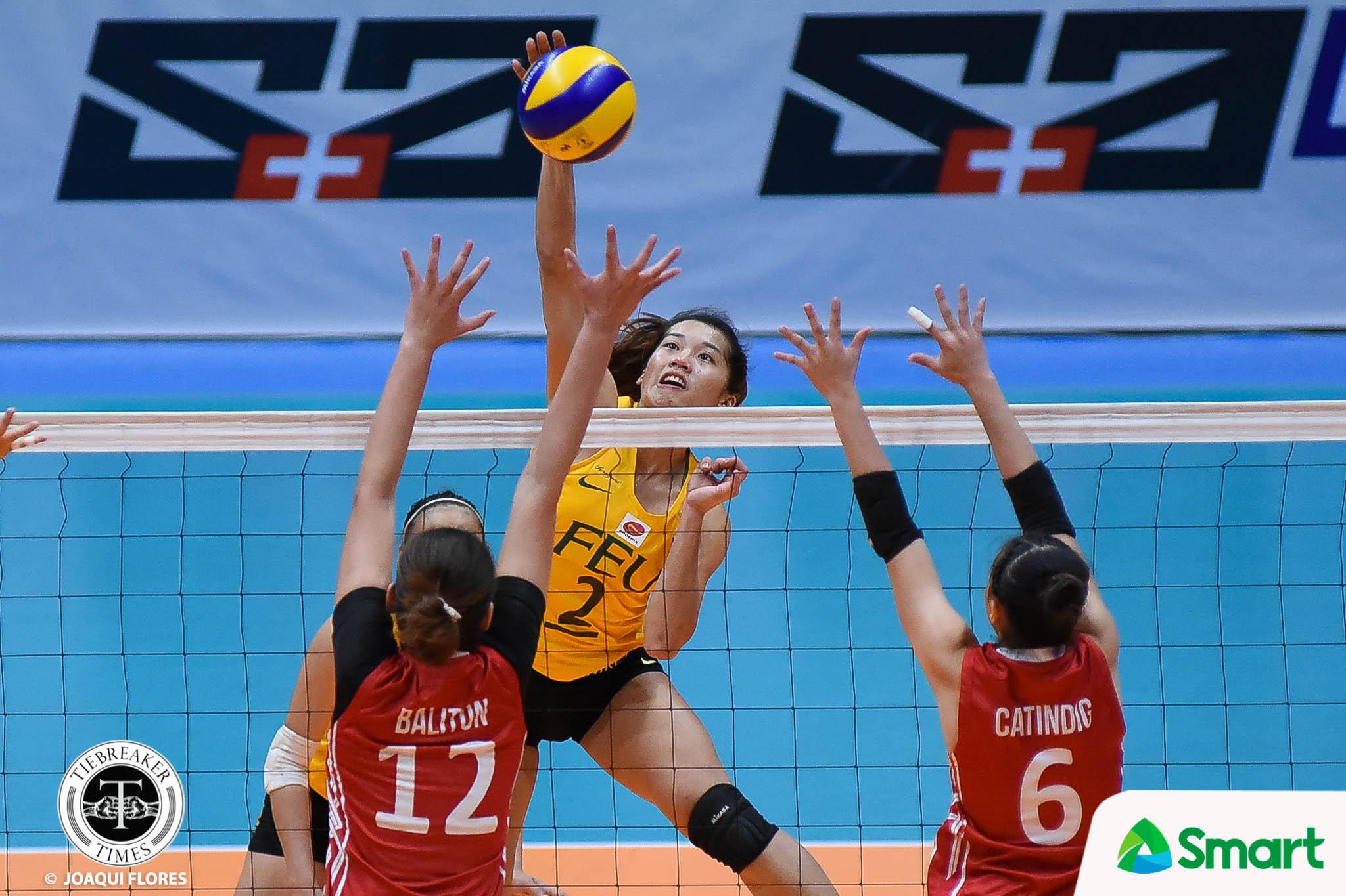 UAAP 80 Volleyball FEU vs. UE – Pons-5123
