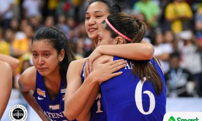 Philippine Sports News - Tiebreaker Times Bea De Leon uncertain for Season 81 ADMU News UAAP Volleyball  UAAP Season 80 Women's Volleyball UAAP Season 80 Bea De Leon Ateneo Women's Volleyball