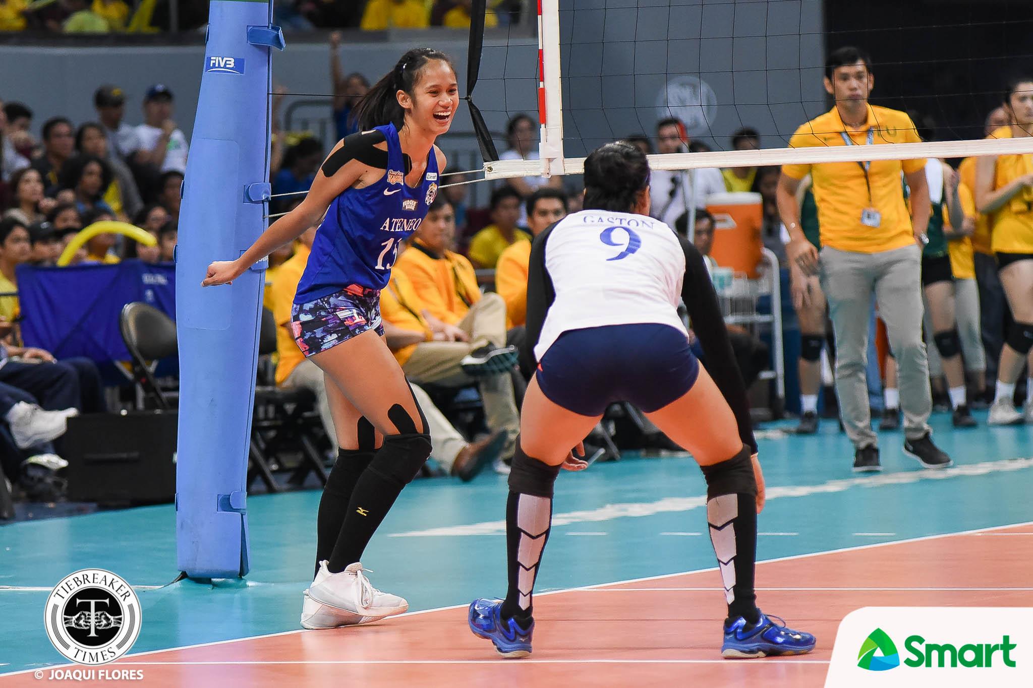 UAAP 80 Volleyball Final Four FEU vs. ADMU – Maraguinot-8159