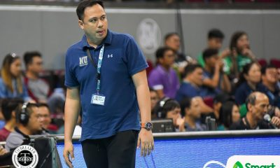 Tiebreaker Times Dante Alinsunurin gets rousing attendance in Men's National Volleyball Team tryouts News Volleyball  Philippine Men's National Volleyball Team Peter Cayco Marck Espejo Larong Volleyball ng Pilipinas Inc. Dante Alinsunurin