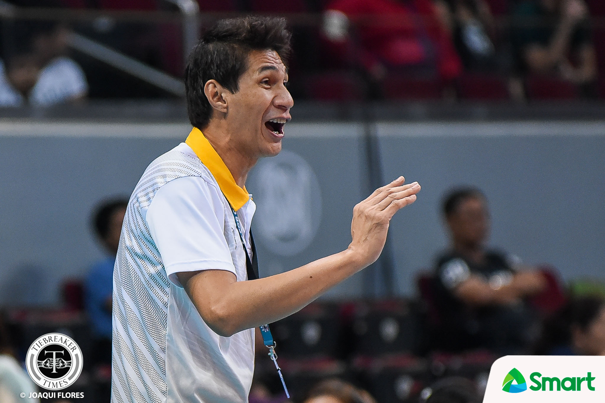 UAAP-80-Volleyball-Final-Four-NU-vs.-UST-Odjie-Mamon-8741 PNVF appoints Odjie Mamon, Dante Alinsunurin as NT head coaches Beach Volleyball News Volleyball  - philippine sports news