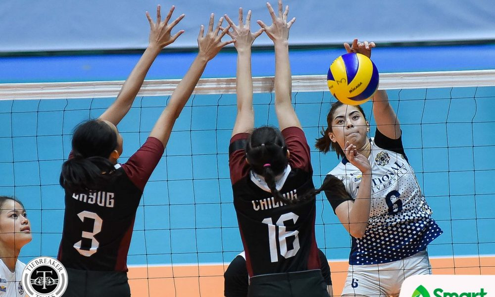 UAAP 80 Volleyball UP vs. NU – Doromal-2086