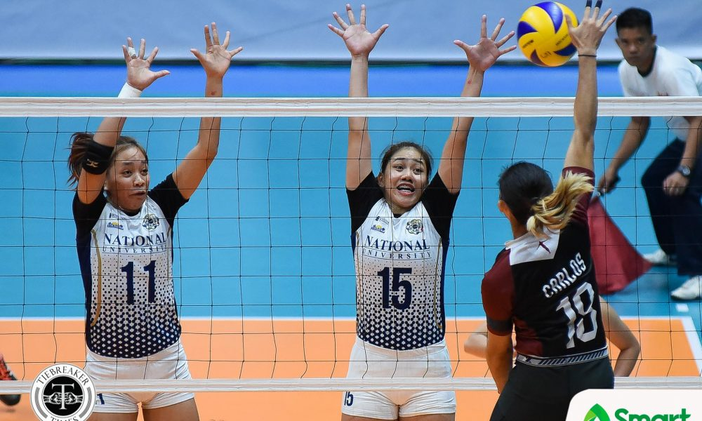UAAP 80 Volleyball UP vs. NU – Paran-1991