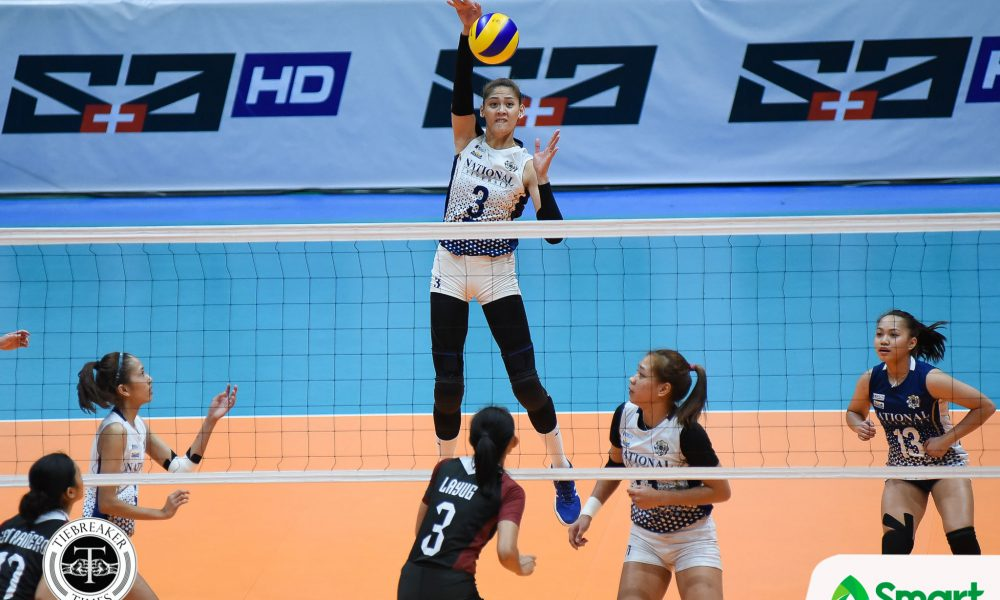 UAAP 80 Volleyball UP vs. NU – Santiago-2083