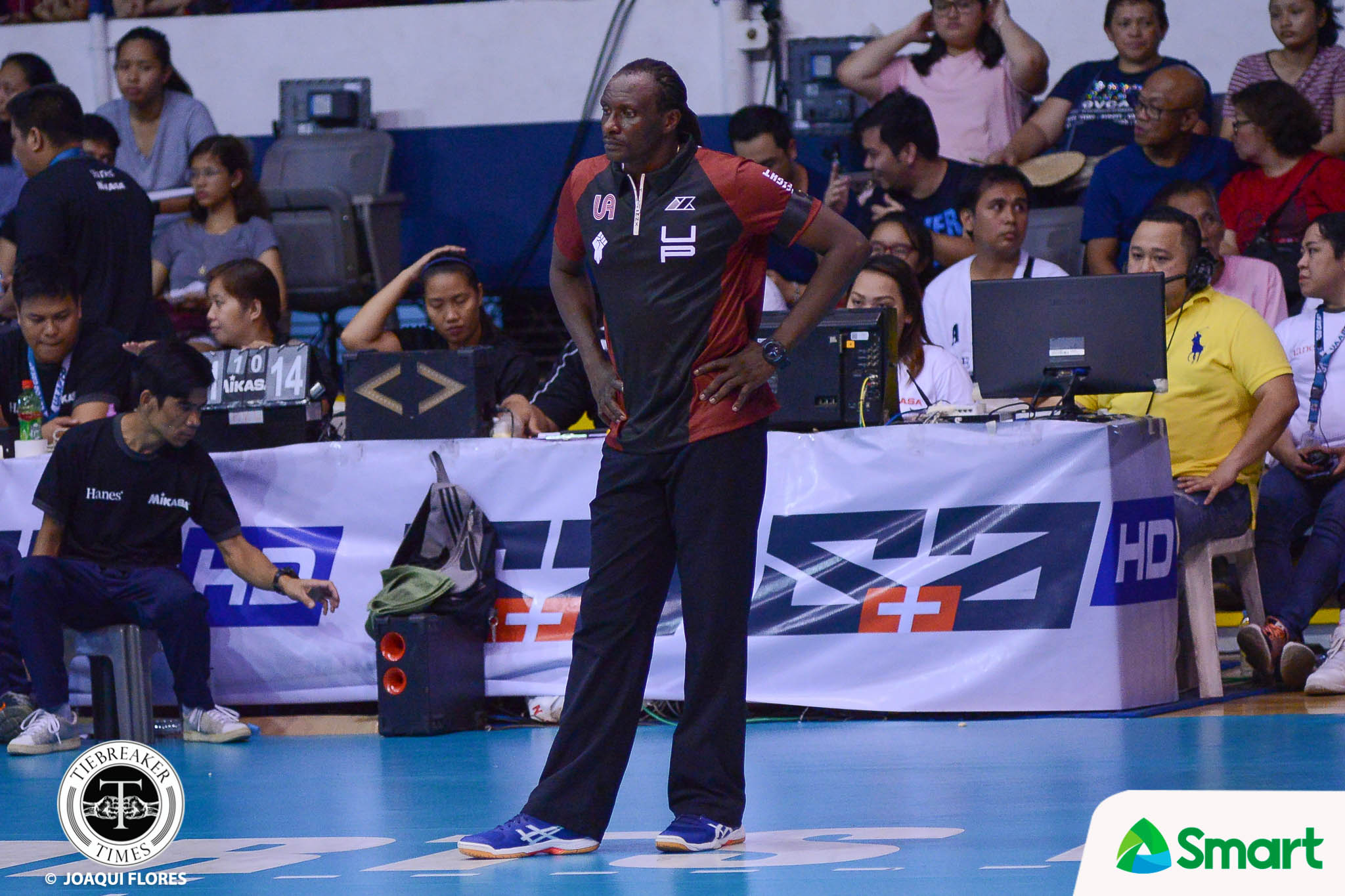 UAAP-80-Volleyball-UP-vs.-UE-Godfrey-Okumu-6120 Ayel Estrañero uncertain for Season 81 News UAAP UP Volleyball  - philippine sports news