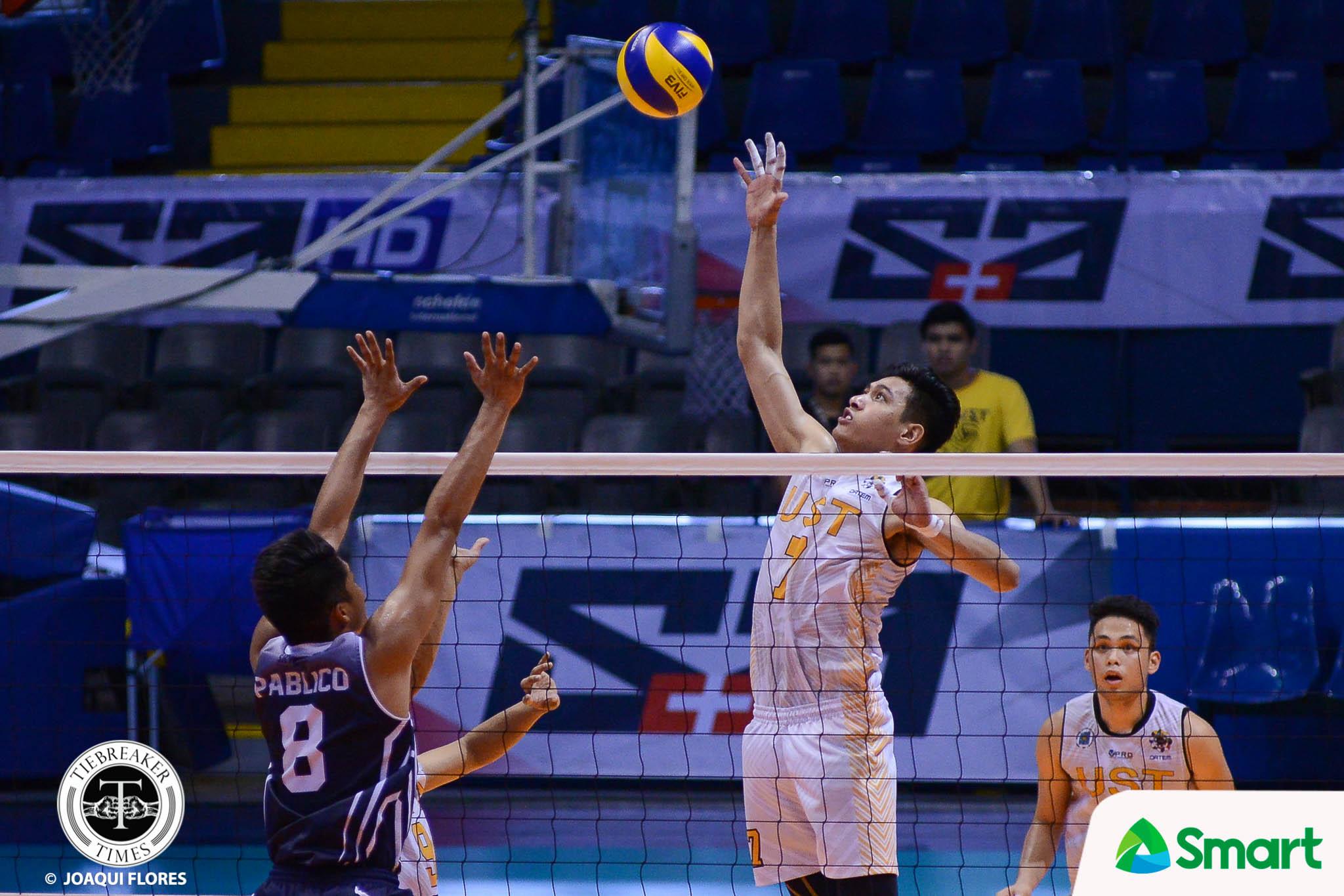 UAAP 80 Volleyball UST vs. ADU – Sumagaysay-5441