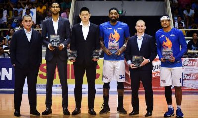 Philippine Sports News - Tiebreaker Times Bobby Ray Parks Jr. crowned Local MVP once again ABL Alab Pilipinas Basketball News  Renaldo Balkman Mikhael McKinney Chris Charles Charles Dube-Brais Bobby Ray Parks Jr. Anthony Tucker 2017-18 ABL Season