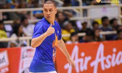 Philippine Sports News - Tiebreaker Times For Josh Urbiztondo, the pain of last season still lingers Basketball News PBA  Josh Urbiztondo 2017-18 ABL Season