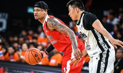 Tiebreaker Times Ray Parks drops 30, moves Alab to just one win away from ABL crown ABL Alab Pilipinas Basketball News  Sam Deguara Renaldo Balkman Paul Zamar Mono Vapire Mike Singletary Jusitn Brownlee Jimmy Alapag Jason Brickman Bobby Ray Parks Jr. 2017-18 ABL Season