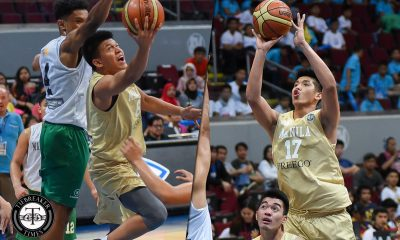 Tiebreaker Times Batang Gilas hope NU allows Carl Tamayo, Gerry Abadiano for U-17 World Cup Uncategorized  Samahang Basketbol ng Pilipinas Robbie Puno Gerry Abadiano Carl Tamayo Batang Gilas Andrew Teh 2018 FIBA Under-17 World Cup
