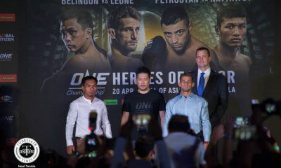 Tiebreaker Times East meets West: Jo Nattawut and Giorgio Petrosyan to go all out in Super Series debut Kickboxing News ONE Championship  ONE: Heroes of Honor Jo Nattawut Giogio Petrosyan Chatri Sityodtong