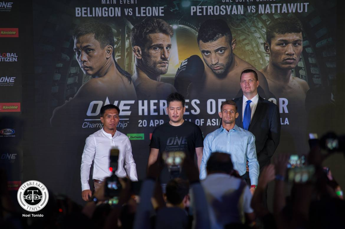 Tiebreaker Times Things you need to know about ONE Super Series Kickboxing Muay Thai News ONE Championship  Regian Eersel ONE: Heroes of Honor Nong-O Gaiyanghadao Jo Nattawut Giorgio Petrosyan Fabio Pinca Elliot Compton Cosmo Alexandre Brad Riddell