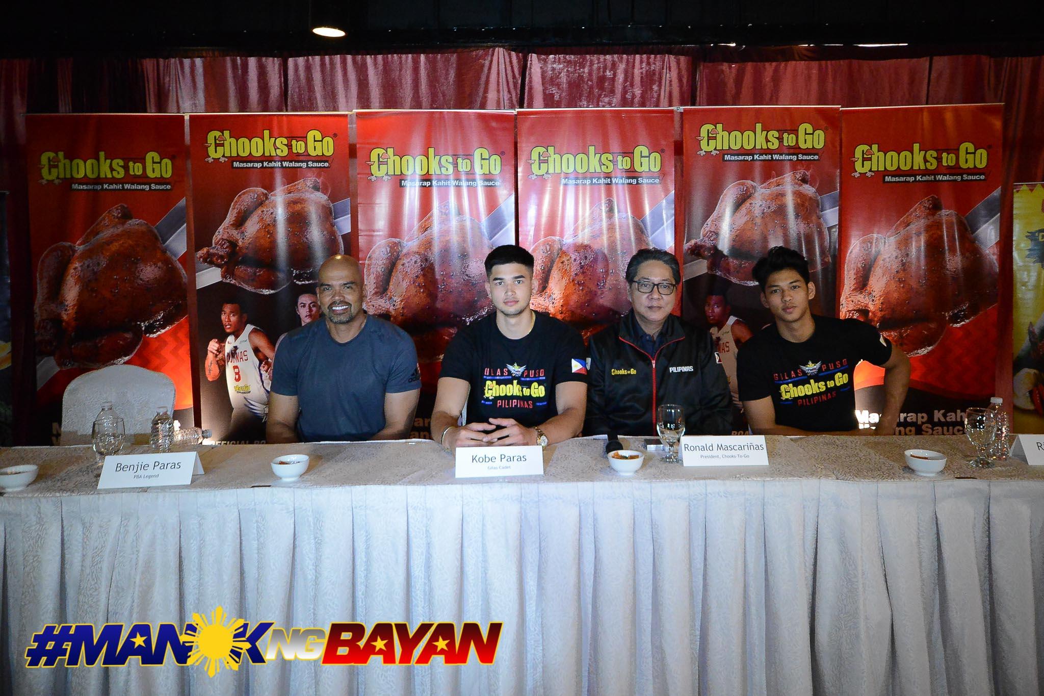 Tiebreaker Times Chooks-to-Go prexy remains steadfast despite Gilas Cadets' record: 'Walang iwanan' Basketball Gilas Pilipinas News  Ronald Mascarinas Gilas Cadets 2018 Filoil Premier Cup