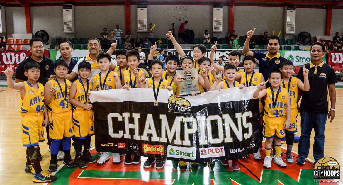 2018 SMART City Hoops Summer Classic – Under 10 – XS Stallions