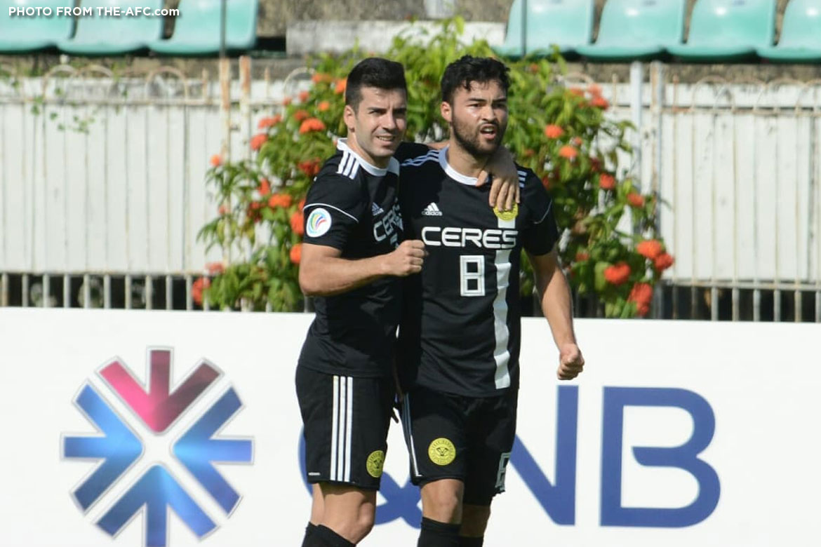 Tiebreaker Times Bienve Marañon dreams of remaining in the Philippines for good Football News PFL  Ceres-Negros FC Bienvenido Marañon