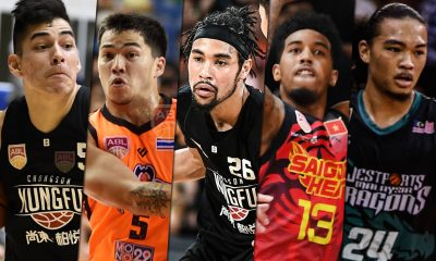 Tiebreaker Times ABL Fil-Ams ready to answer country's call for Asian Games ABL Basketball Gilas Pilipinas News  Mikhael McKinney Mikey Williams Joshua Munzon Jason Brickman Caelan Tiongson 2017-18 ABL Season