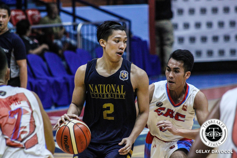 2018-filoil-preseason-cup-nu-def-eac-chino-mosqueda FEU remains unblemished; Letran outmuscles Lyceum Basketball CSJL EAC FEU JRU LPU News NU  - philippine sports news