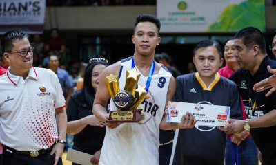 Philippine Sports News - Tiebreaker Times Baser Amer honored to put on a show in front of fellow Davaoeños Basketball News PBA  PBA Season 43 Baser Amer 2018 PBA All-Star Game